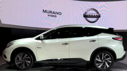 2016 Nissan Murano Hybrid Review - Top Speed
