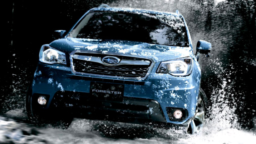 Subaru Forester Active Edition