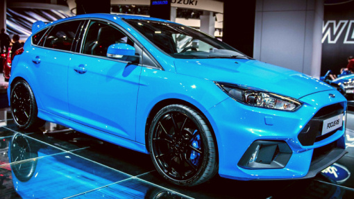 Ford Focus RS во Франкфурте