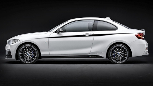 BMW 2-Series M Performance