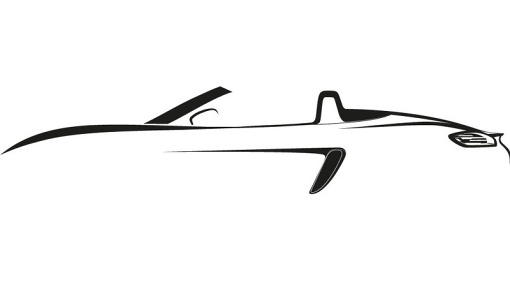Porsche анонсировала дебют обновленных Cayman и Boxter