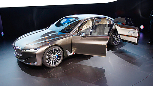 BMW's Vision Future Luxury Concept