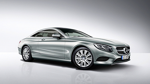 Mercedes-Benz S400 4Matic Coupe
