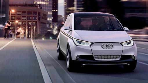 Прототип Audi A2