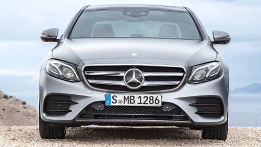 Седан Mercedes Benz E-Class нового поколения