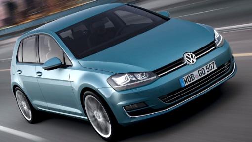 Дорестайлинговый Volkswagen Golf