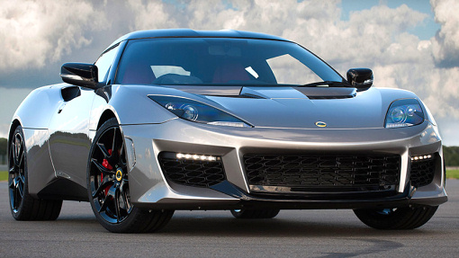 Lotus Evora 400 Coupe