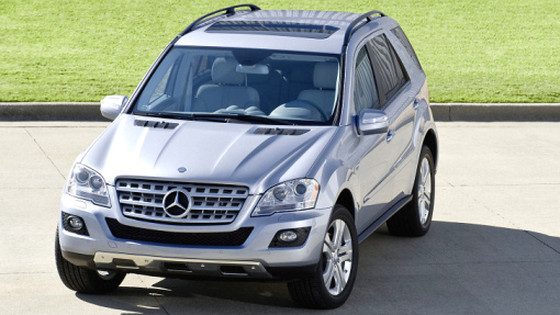 Mercedes-Benz ML 2010