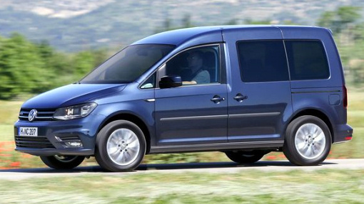 Volkswagen Caddy TGI BlueMotion