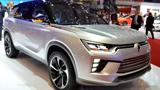 SsangYong SIV-2