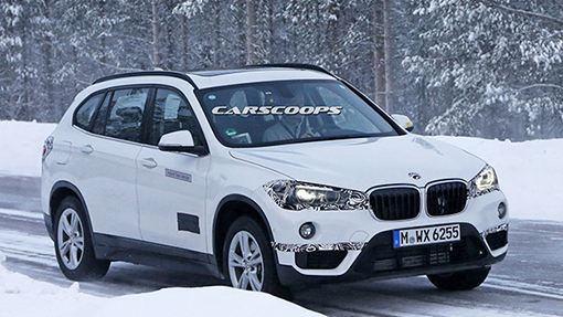 BMW X1 Carscoops  BMW X1 1 810 000... 2 210 000Р комплектации и цены