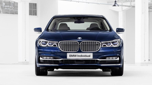 BMW Individual 7-Series The Next 100 Years