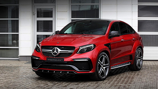 Mercedes-Benz GLE Coupe 450 AMG от Top Car
