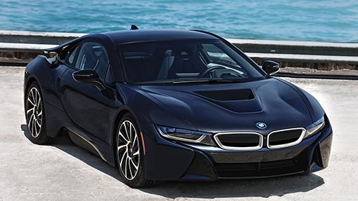 BMW i8 BMW