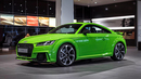 Audi TT RS Coupe Lime Green