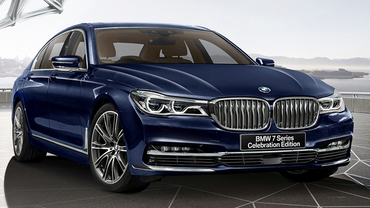 BMW 7-Series Celebration Edition Individual