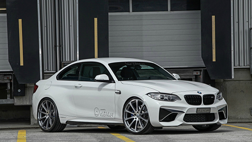 BMW M2 от Dahler Design & Technik
