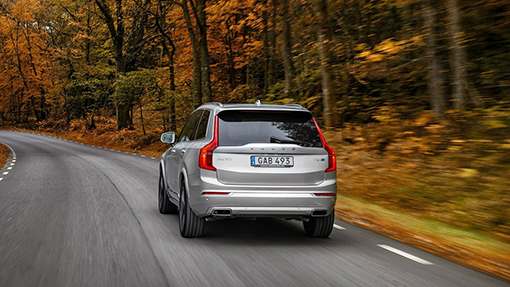 Volvo XC90 T8 Twin Engine от Polestar