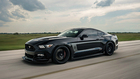 Ford Mustang GT �� Hennessey