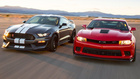 Ford Mustang Shelby GT350R � Chevrolet Camaro Z/28