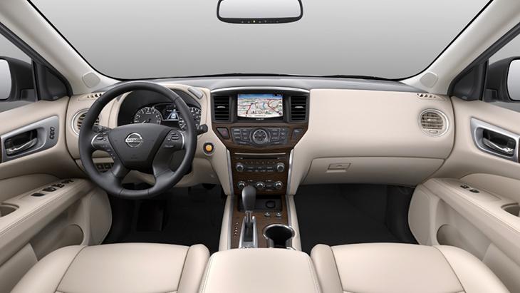 Рассекречен обновленный внедорожник Nissan Pathfinder 2017 модельного года