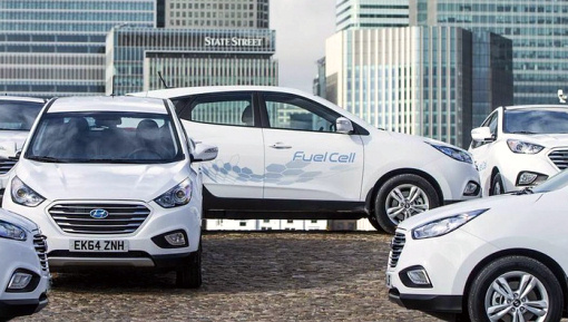 Hyundai Ticson Fuel Cell