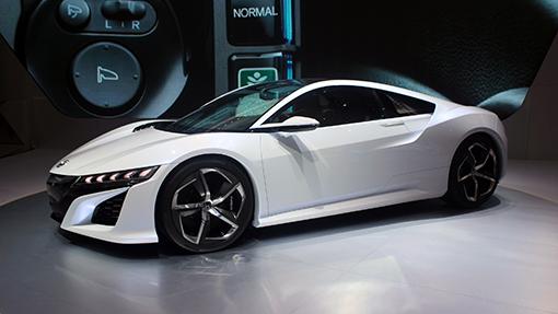 Хонда запатентовала название нового спорткара