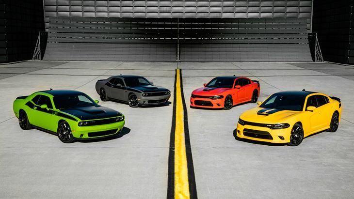 Новый Dodge Challenger обзавелся версией Trans American (T/A)
