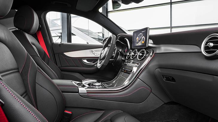 Представлено «подогретое» кросс-купе Mercedes-AMG GLC43 Coupe