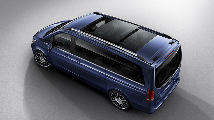 Mercedes-Benz V-Class Exclusive
