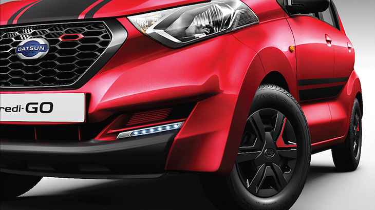 Datsun redi-GO получит Sport-версию