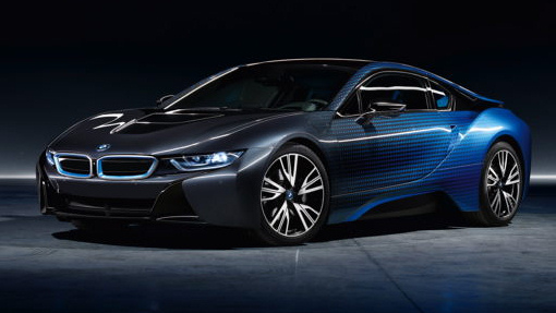 BMW i8 Garage Italia CrossFade