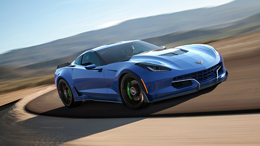 Шевроле Corvette превратили вэлектромобиль ценой в750 000 долларов США