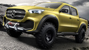Mercedes-Benz X-Class Powerfull Adventure