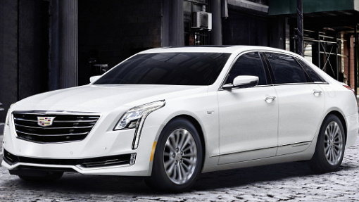 Cadillac CT6 Plug-In Hybrid