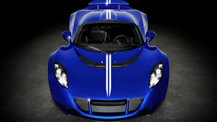 Hennessey Venom GT  Final Edition