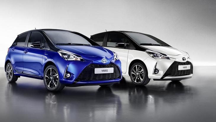 Toyota Yaris ru