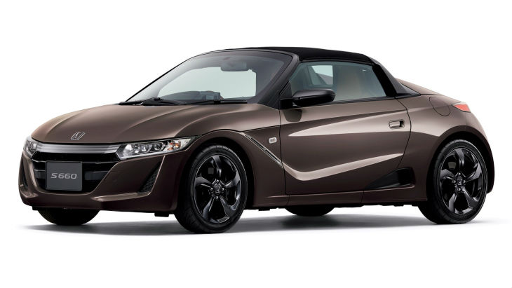 Honda S660 Bruno Leather Edition
