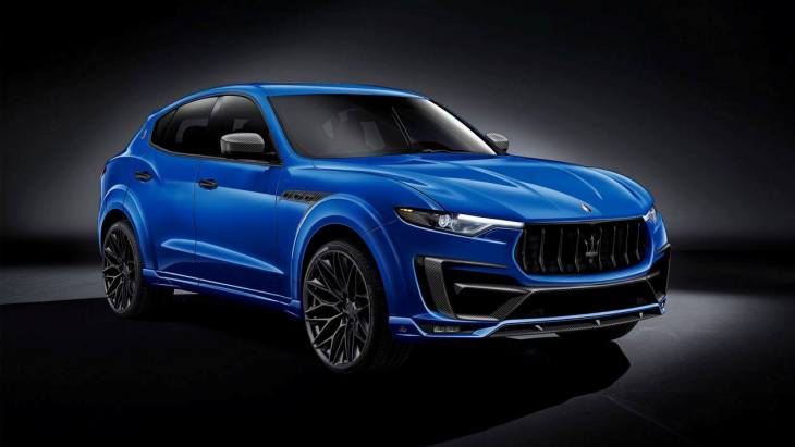 Maserati Levante by Larte Design