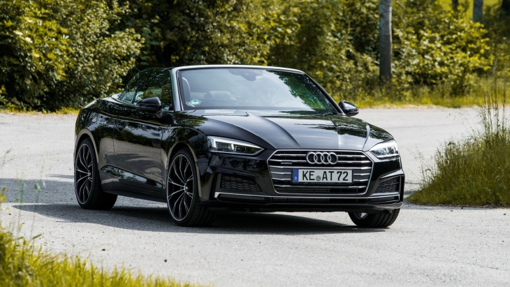 Audi A5 Cabriolet by ABT Sportsline