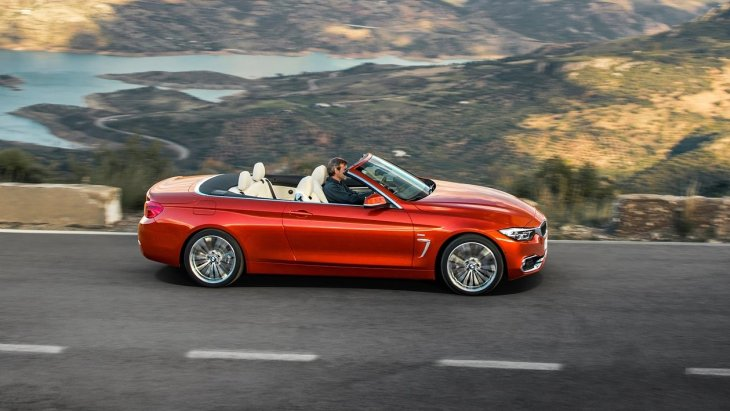 Кабриолет BMW 4-Series Convertible