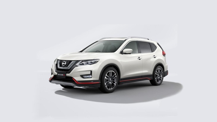 Nissan X-Trail Nismo Performance Package