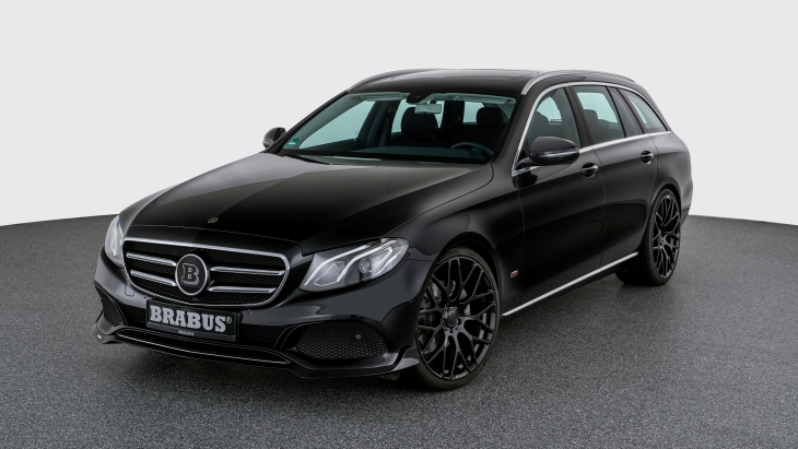 Mercedes-Benz E-Class Estate by Brabus