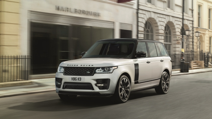 Land Rover Range Rover SVO Design Pack