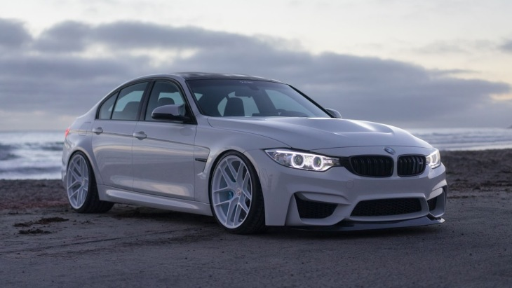 BMW M3 by TAG Motorsports
