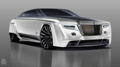 2050 Rolls-Royce Phantom