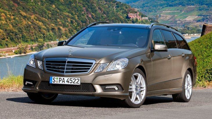 Mercedes-Benz E-Class Estate 2010 года