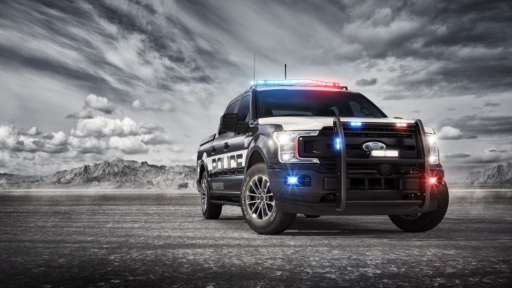 Ford F-150 Police Responder SuperCrew