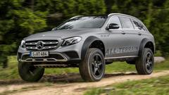 Mercedes-Benz E-Class All Terrain 4x4²