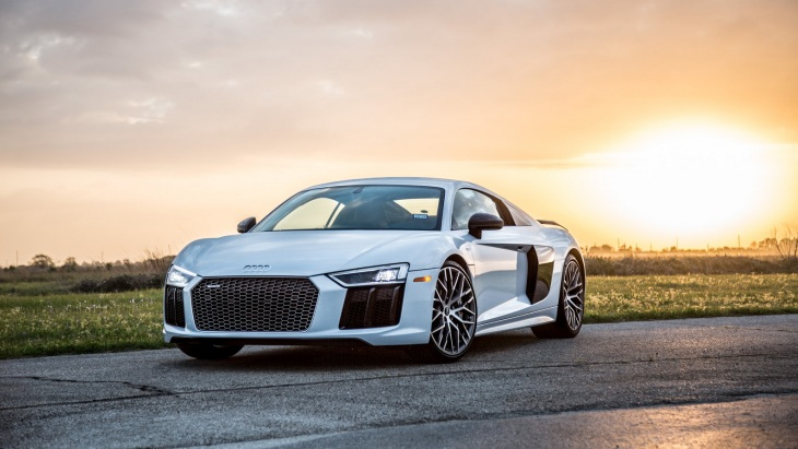 Audi R8 by Hennessey